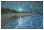 Moonlit Cove - Cross Stitch Chart