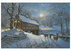 Moonlit Passage - Cross Stitch Chart
