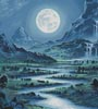 Moonrise Kingdom (Crop) - Cross Stitch Chart