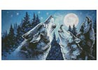 Moon Song - Cross Stitch Chart