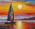 Morning Light - Cross Stitch Chart