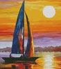 Morning Light (Crop) - Cross Stitch Chart