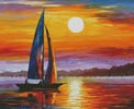Morning Light (Large) - Cross Stitch Chart