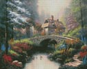 Morning Splendor - Cross Stitch Chart