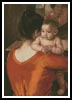 Mother and Child 4 - Cross Stitch Chart