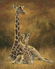 Mother and Son - Cross Stitch Chart
