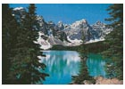 Mountain Lake - Cross Stitch Chart