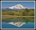 Mount Baker - Cross Stitch Chart