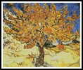 Mulberry Tree - Cross Stitch Chart