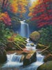 Mystic Falls 2 - Cross Stitch Chart