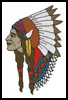 Native American Design - Cross Stitch Chart