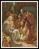 Nativity - Cross Stitch Chart