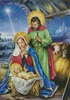 Nativity Scene - Cross Stitch Chart