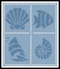 Nautical Sampler - Cross Stitch Chart