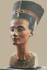 Nefertiti Bust - Cross Stitch Chart