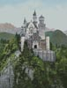 Neuschwanstein Castle Photo-(Facebook Group) Cross Stitch Chart