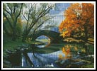 New York in October - Cross Stitch Chart