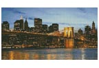 New York Skyline - Cross Stitch Chart