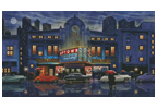 Night at the Movies - Cross Stitch Chart