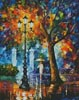 Night Aura - Cross Stitch Chart