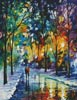 Night Colors - Cross Stitch Chart