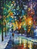 Night Colors (Large) - Cross Stitch Chart