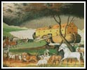 Noahs Ark 2 - Cross Stitch Chart