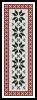 Nordic Bookmark - Cross Stitch Chart