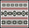 Nordic Cushion - Cross Stitch Chart