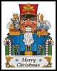 Nutcracker - Cross Stitch Chart