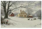 Old Country Farm (Large) - Cross Stitch Chart