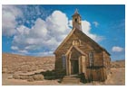 Old Desert Church - Cross Stitch Chart