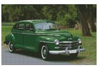 Old Green Car - Cross Stitch Chart