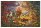 Old Time Religion (Large) - Cross Stitch Chart