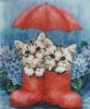 One Rainy Day - Cross Stitch Chart