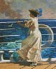 On the Deck - Cross Stitch Chart