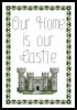 Our Home is our Castle - Cross Stitch Chart