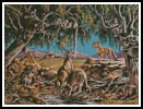 Outback Animals - Cross Stitch Chart