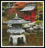Pagoda - Cross Stitch Chart