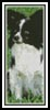 Papillon Bookmark 1 - Cross Stitch Chart