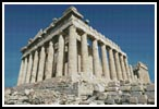 Parthenon - Cross Stitch Chart