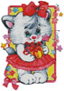 Party Cat - Cross Stitch Chart