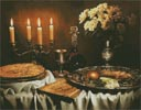 Passover - Cross Stitch Chart