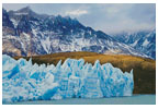 Patagonia Glacier - (Facebook Group) Cross Stitch Chart