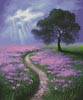 Pathway to the Oak - Cross Stitch Chart