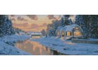 Peaceful Evening - Cross Stitch Chart