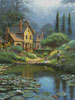 Peaceful Times - Cross Stitch Chart