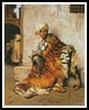 Pelt Merchant of Cairo - Cross Stitch Chart