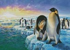 Penguins - Cross Stitch Chart