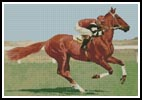 Phar Lap - Cross Stitch Chart